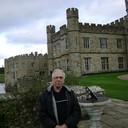 Я и замок Лидс (Англия)
