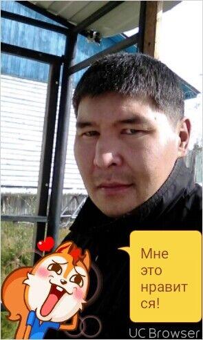 Фото мужчины Андрей, Вилюйск, Россия, 34