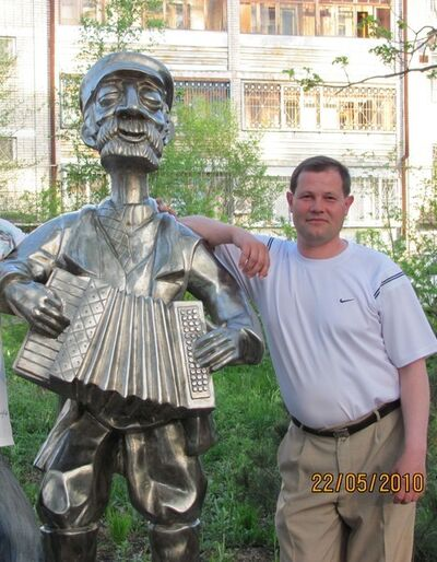 Фото мужчины николай, Биробиджан, Россия, 44