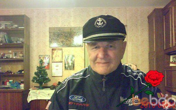 Фото мужчины странник, Санкт-Петербург, Россия, 67