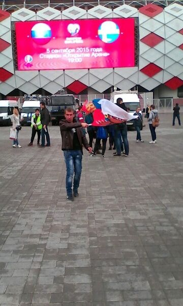 Фото мужчины алексей, Москва, Россия, 33