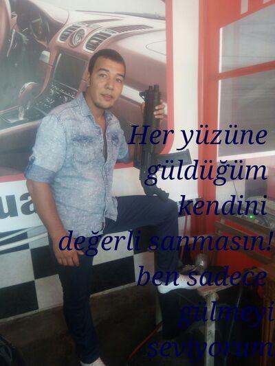 Фото мужчины Bayram, Kadikoy, Турция, 26