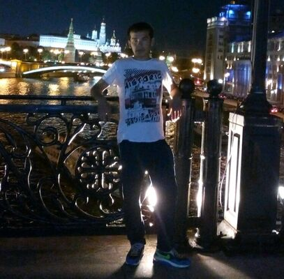 Фото мужчины БЕГАЛИ, Москва, Россия, 24