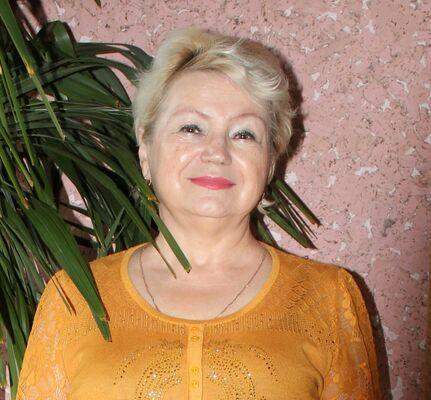 Фото девушки Надежда, Уссурийск, Россия, 70