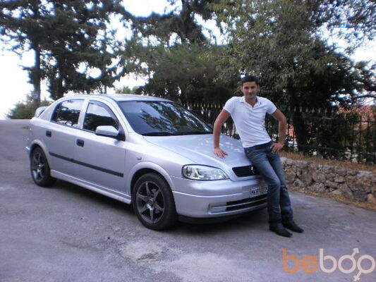 Фото мужчины GREK, Chania, Греция, 34