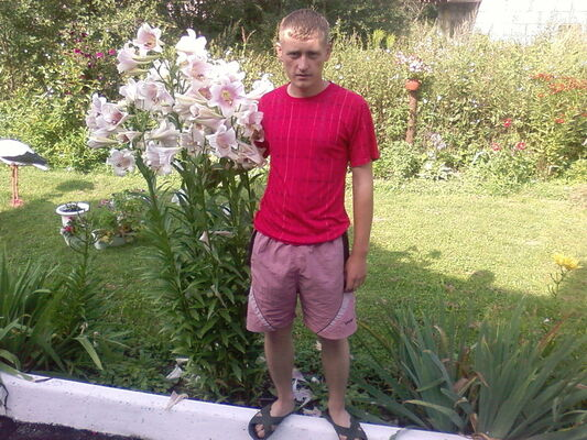 Фото мужчины Сергей, Витебск, Беларусь, 27