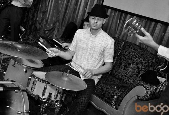 Фото мужчины drummer, Минск, Беларусь, 38