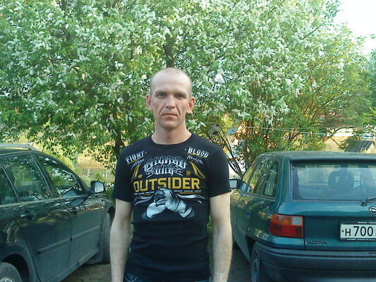 Фото мужчины андрей, Псков, Россия, 33