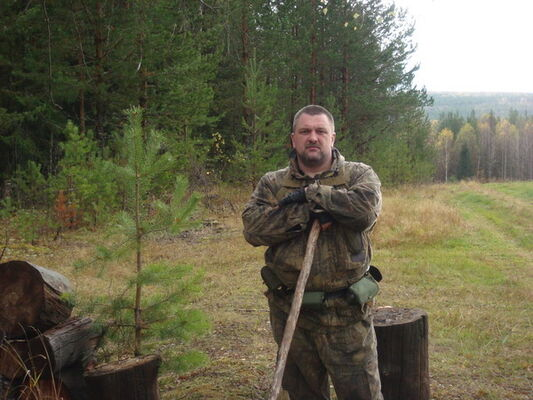 Фото мужчины Александр, Сыктывкар, Россия, 43