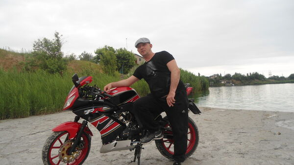 Фото мужчины витаха, Никополь, Украина, 43