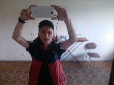 Фото мужчины NaZaP, Калуш, Украина, 24