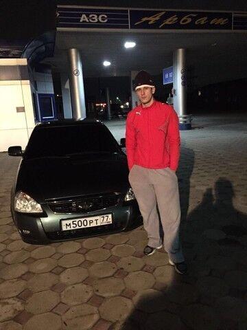 Фото мужчины ВАСЯ, Москва, Россия, 25