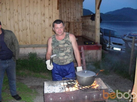 Фото мужчины серж, Новосибирск, Россия, 52