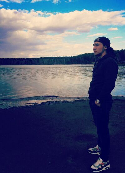 Фото мужчины Данил, Новосибирск, Россия, 23
