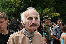 Фото мужчины макар, Пицунда, Абхазия, 94