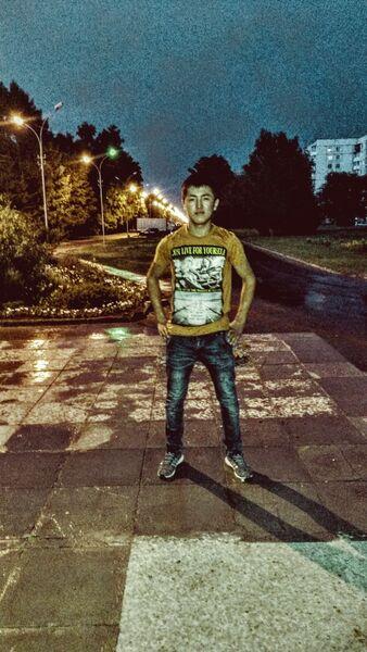 Фото мужчины Нурсултан, Новосибирск, Россия, 21