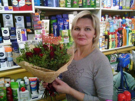 Фото девушки Любовь, Краснокамск, Россия, 52