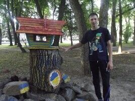 Фото мужчины юрий, Гуляйполе, Украина, 21