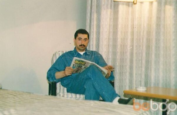 Фото мужчины moysa, Анкара, Турция, 50