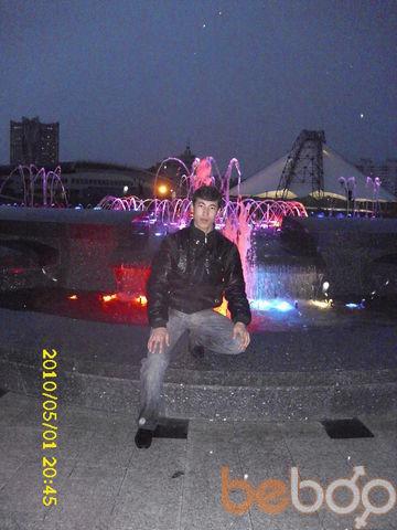 Фото мужчины musa, Минск, Беларусь, 25
