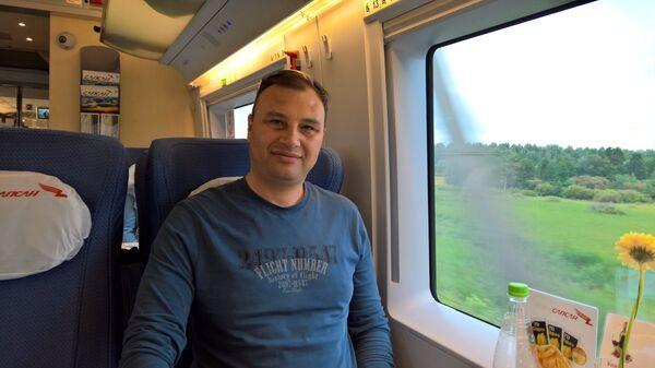 Фото мужчины george, Москва, Россия, 35